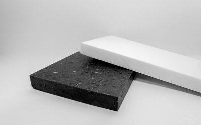 La pierre acrylique, le matériau qui lutte contre les virus et les bactéries !